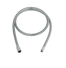Grohe 46092000 Sprayer Hose for Ladylux or Europlus Kitchen Faucets, Chrome