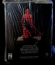 Star Wars Emperor's Royal Guard Gentle Giant Statue 2006 New from Case .
