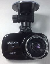"""Dexors X6 2.7"""" LCD 140 Degree Dash Cam Pro Car Dashboard Camera with WDR +"""