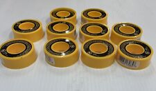 "(10) Rolls Harvey 017065 Gas Line PTFE Thread Seal Tape 1/2"" X 260"""