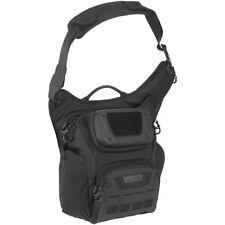 Maxpedition AGR Wolfspur Crossbody Shoulder Bag Hex Ripstop CCW Messenger Black