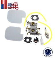 Carburetor Kit For Poulan S1970 SM4218AVX SM4518AVX Zama C1M-W26C 54507060