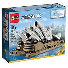LEGO 10234 Creator Expert Sydney Opera House Brand New Sealed