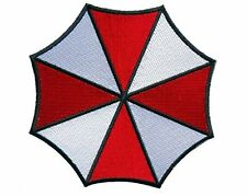 Resident Evil Small Umbrella Corporation Logo Embroidered Iron On / Sew On Patch