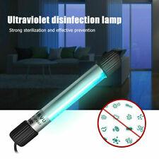 LED UV Disinfection Lamp Tube Portable Handheld UVC Sterilizer Lights Tube