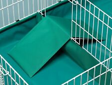 Guinea Pig Habitat Cage Ramp Cover Home Exercise House Kennel Play Pet Small