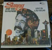 Sunny and The Sunliners - Live In Las Vegas (1978)  VG+