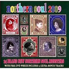 NORTHERN SOUL 2009 CD & DVD set - Various Artists > NEW (CENTRE CITY) R&B ALBUM