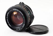 Mamiya Sekor C 80mm f/2.8 N Standard Lens 645 Pro TL from Japan #203243