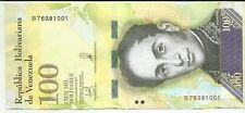 Venezuela 100000-100 000  Bolivares  2017  P NEW.  UNC CONDITION. 6RW 29OCT