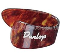 Dunlop 9023R Large Tortoiseshell Thumb Picks - Players 6 Pack