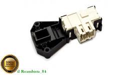BLOCCOPORTA Elettroserrature lavatrice Samsung DC64-01538A