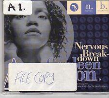 (EW120) Carleen Anderson, Nervous Breakdown  - 1994 CD