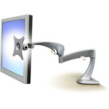 Ergotron - Neo Flex Desk Mount Lcd Monitor Arm 45-174-300