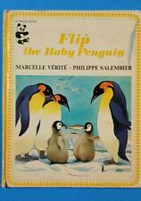 Flip The Baby Penguin by Marcelle Verite - Philippe Salembier 1975 HC Panda Book