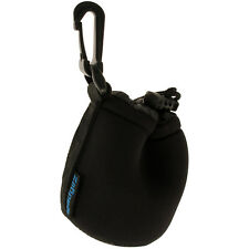 Small Neoprene Lens Protector Sleeve Pouch Bag Cover for SLR DSLR Camera Lenses