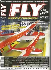 FLY N°170 PLAN : PRUFLING / BEARCAT PLANET HOBBY / SPEKTRUM DX 7 / SKYLAINE 182