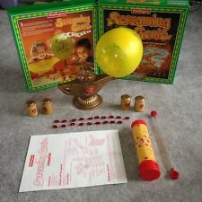 Screaming Genie The Rare Magic Lamp 3d Race Game by Waddingtons 1992