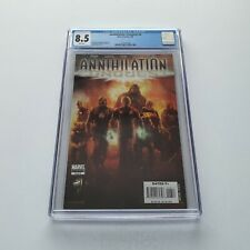 Annihilation Conquest #6 (2008) CGC 8.5 1st New Guardians Of The Galaxy