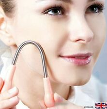 face hair removal device shaving pull faces delicate beauty micro spring