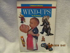 Vtg. Book Wind-Ups: Tin Toy Dreams Kitahara Collection Japanese-Made Mechanisms