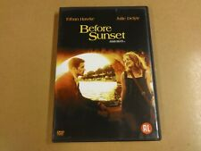 DVD / BEFORE SUNSET ( ETHAN HAWKE, JULIE DELPY )