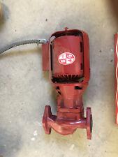 Bell Amp Gossett Series 100 Pump Working Conditon