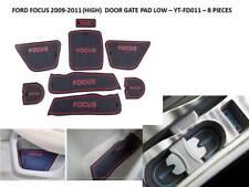 FORD FOCUS 2009 -2012 (HIGH LINE) INTERIOR DASHBOARD MAT GATE PAD TRIM SET