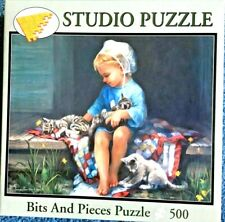 Bits and Pieces Studio Jigsaw Puzzle 500 Pieces, Playmates