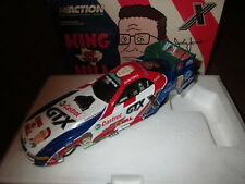 JOHN FORCE 2003 MUSTANG FUNNY CAR 1 0F 10,682 KING OF THE HILL 1/24 SCALE ACTION