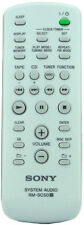 * Nuevo * Original Sony Control remoto para hcdhpz 7 HCD-HPZ7