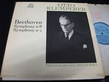 BEETHOVEN°SYMPH. NO.8-1<>OTTO KLEMPERER<>Lp Vinyl~Canada Pressing~ANGEL ANG35657