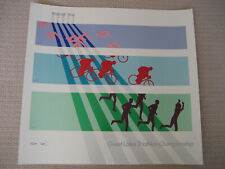 Vintage Finisher 1986 Great Lakes Triathlon Championship Poster 51/1100