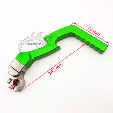 Green 13mm Kick Starter Lever For Chinese KLX110 CRF50 110 125 150 Pit Dirt Bike