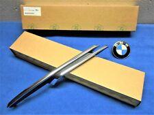 Original BMW F30 F31 3er Blende Luxury Line Stoßstange vorne rechts Cover Bumper