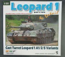 Wings & Wheels Publication Leopard 1 in Detail Pt. 2 Item No. G051