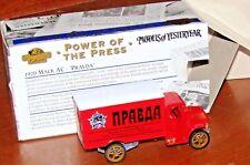 Matchbox 1920 Mack AC 'PRAVDA'