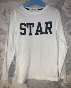 Boys Age 6-8 Years - H&M Long Sleeved Top