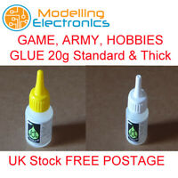 NEW GAME JOT ARMY PAINTER GLUE 20g MINIATURE AND MODEL SUPER GLUE GAMES HOBBIES