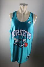 Starter NBA Hornets Charlotte vintage 90s Gr. L Basketball Trikot jersey VB1