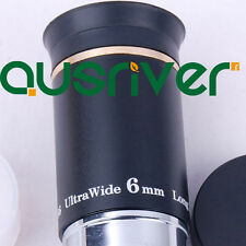 Celestron Accessory Ultra Wide Angle 66 Degree 6mm Eyepiece Fully Coated 1.25""