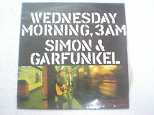 SIMON AND GARFUNKEL WEDNESDAY MORNING 3AM RARE LP record vinyl INDIA 191 NM