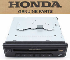New Genuine Honda 6 Disc CD Changer 01-10 GL1800 Goldwing Compact Disc  #H21