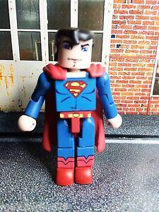 DC Minimates SUPERMAN Throne Room Battle Justice League Loose JLA C3 Flyers