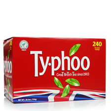 Typhoo Tea Bags 240 Pack 750g
