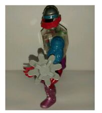 New cog shield accessory for He-Man MOTU Roboto figure.  Made in the USA