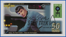 Star Trek... Celebrating 50 Years... First Day Cover (FDC) 2016... NEW! #066
