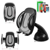 In Car Windscreen Suction Mount Holder Cradle Stand for iPhone 5S 6S 6 Plus B JS