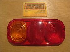 JCB 3CX rear light lens