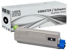 Toner Negro para OKI Data C5850N C5850DN C5950N C5950DN MC560DN MC560N